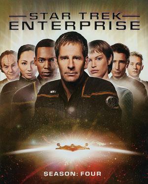 Buy 'Enterprise' Season 4 Blu-ray from Amazon.com!
