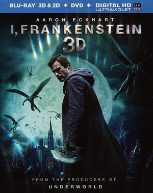 Buy I, Frankenstein on Blu-ray from Amazon.com!
